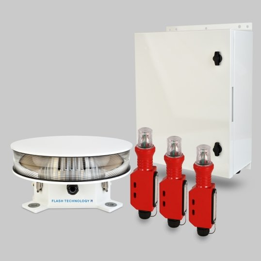 Vanguard® Red FTS 371 SMART with SNMP