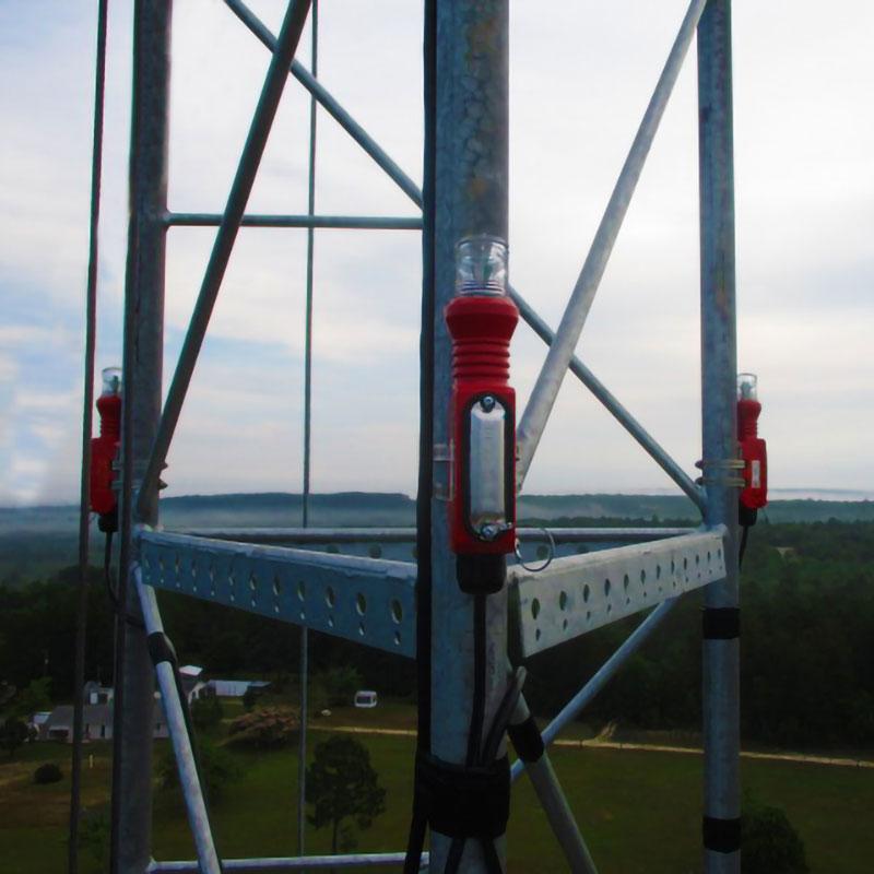 FAA L-810 AC LED Marker | Crane