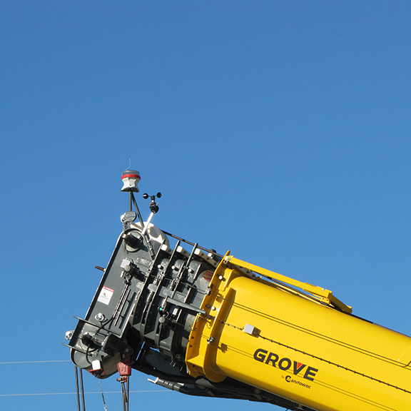 OL4 | Crane Safety Light